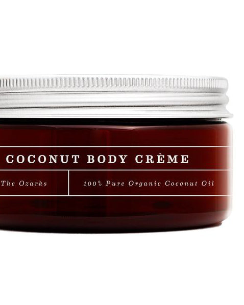 CREEK BABY COCONUT BODY CREME