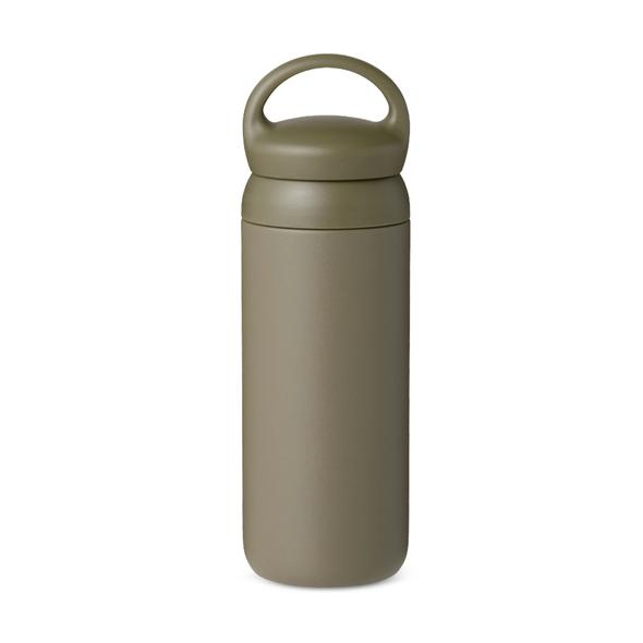 HANDLED TRAVEL TUMBLER