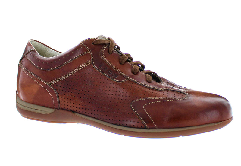 Lion Shoes Tobacco Brown