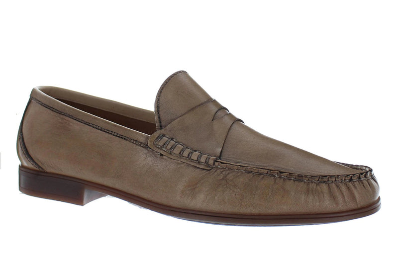Lion Men's Loafer Brown