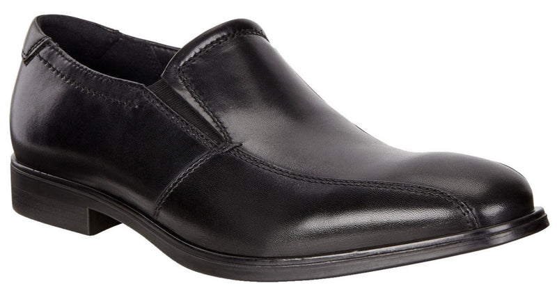 Ecco Melbourne Slip On Black