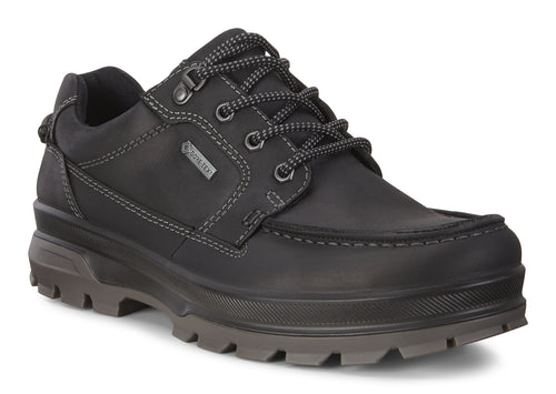 Ecco Men's Rugged Track GTX Low Black