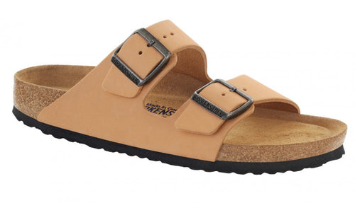 Birkenstock Arizona Soft Footbed Sand Nubuck