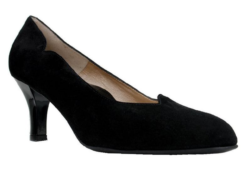 BeautiFeel Passion Pump Black Suede