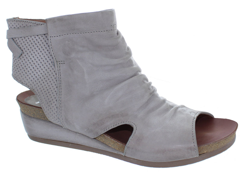 MJUS 874001 Light Taupe Leather