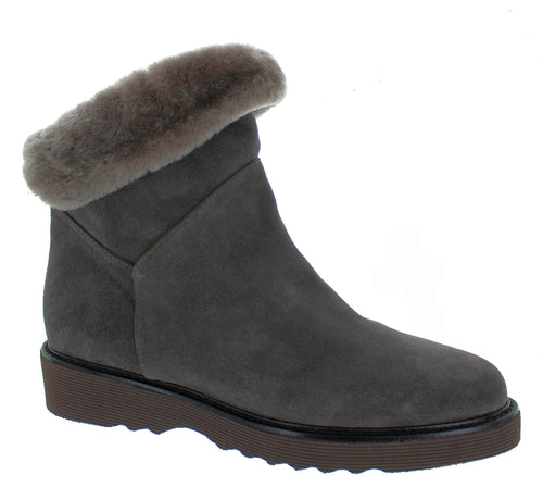 Aquatalia Kimberly Boot Anthracite