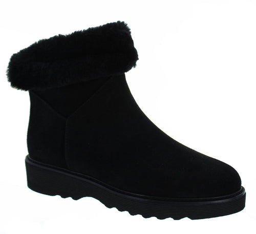 Aquatalia Kimberly Boot Black