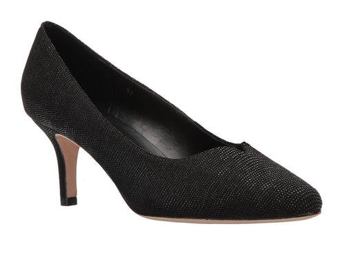 Vaneli Linden Pump Black