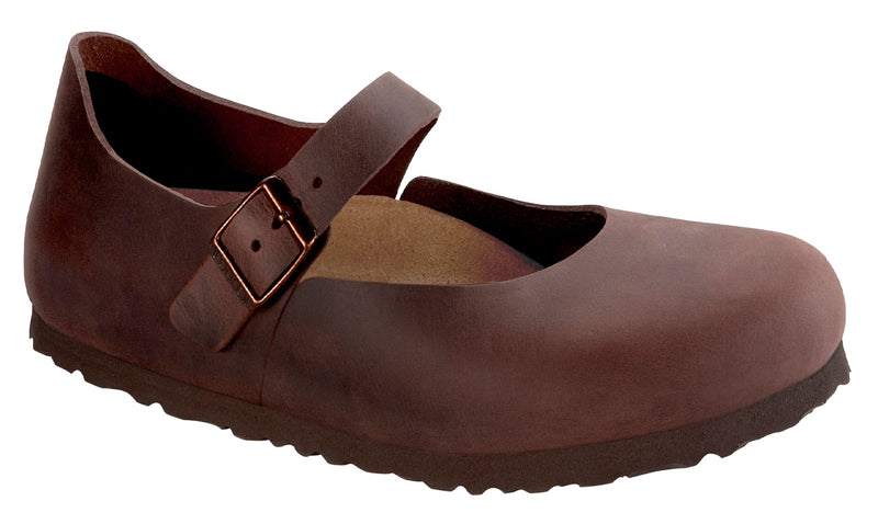 Birkenstock Mantova Habana Brown
