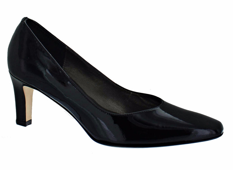 Roberto Capucci Mary Pump Black Patent