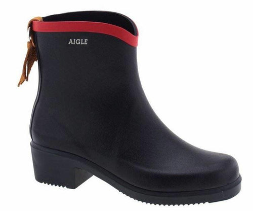 Aigle Boots Miss Juliette Navy
