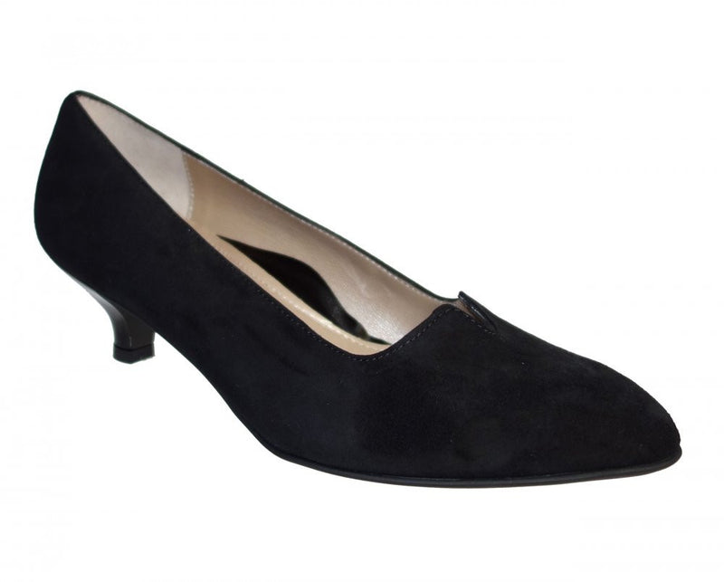 Beautifeel Mystique Black Suede