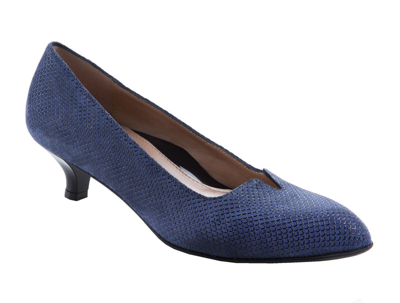 Beautifeel Mystique Blue Suede