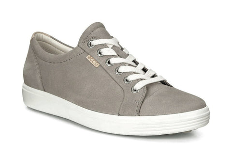Ecco Women's Soft 7 Sneaker Warm Grey