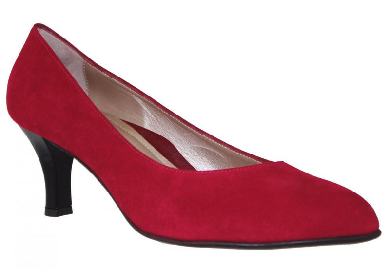 Beautifeel Tai Red Suede