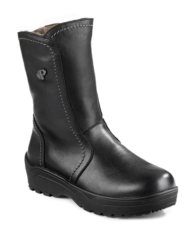 Pajar Bye Bye Winter Boot Black Leather