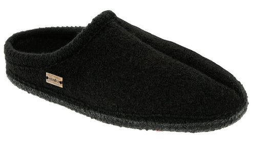 Haflinger AS slipper black