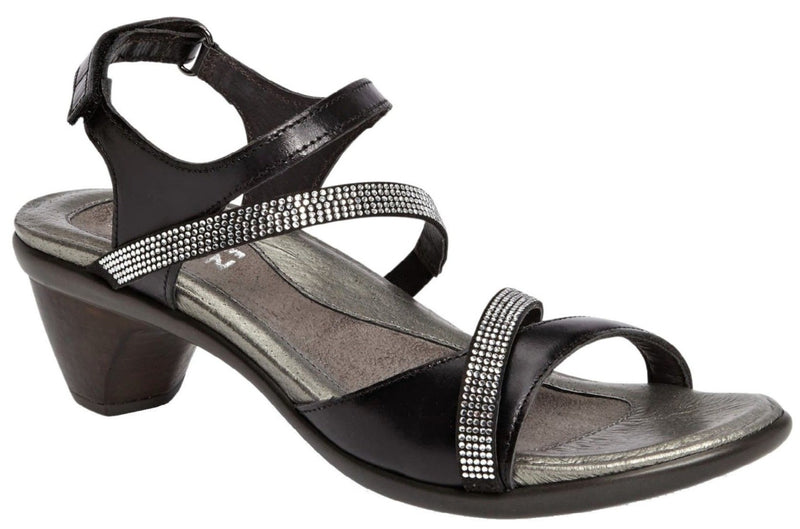 Naot Innovate Sandal Black