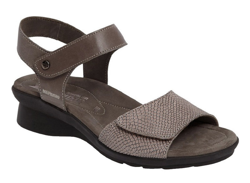 Mephisto Pattie Sandal Dark Grey