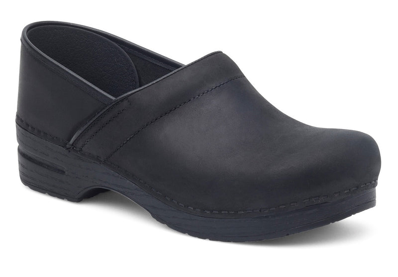 Dansko Professional Clog Black Oiled