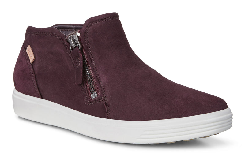Ecco Soft 7 Boot Fig