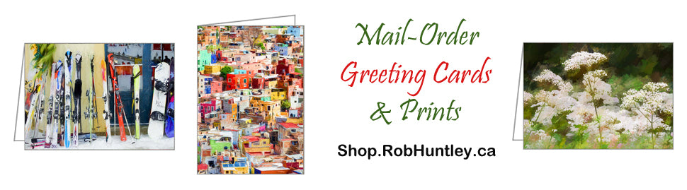 Greeting Cards and Photographic Prints by Rob Huntley Photography
