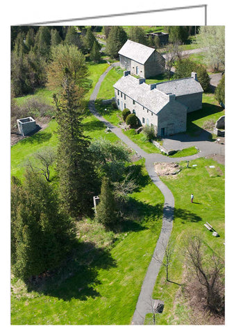 Bird's Eye View - Pinhey's Point, Ontario - Greeting Card