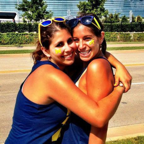 Q&A With Sarah Barjum: College Roommate, Bestie and Brownie Fan