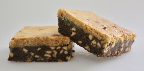 the dessert place peanut butter cream cheese brownie gourmet gift
