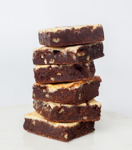 Gluten Free Cream Cheese Brownies (SHIPPING INCLUDED)