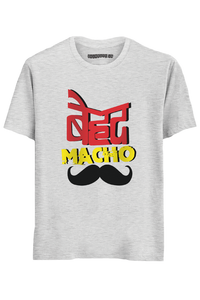 Behadh Macho Half Sleeves T-Shirt