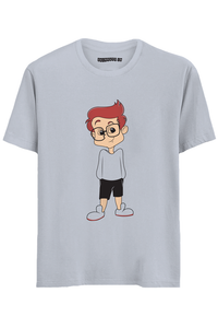Cool Dude Half Sleeves T-Shirt