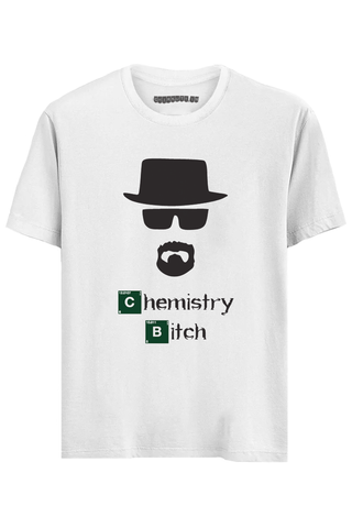 Chemistry Bitch Half Sleeves T-Shirt