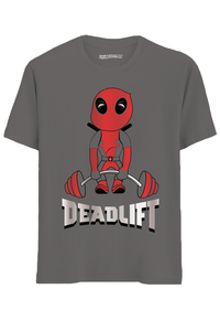 Deadlift Half Sleeves T-Shirt