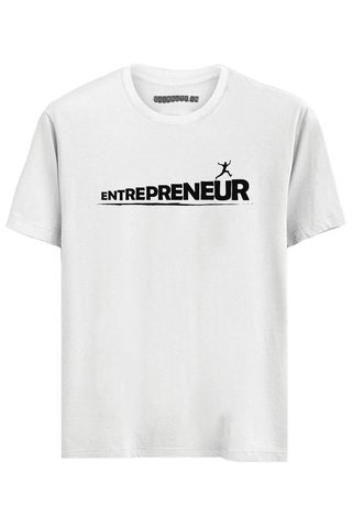 Entrepreneur Half Sleeves T-Shirt
