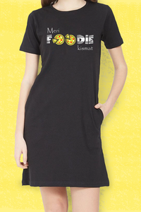 Meri FOODIE Kismat T-Shirt Dress