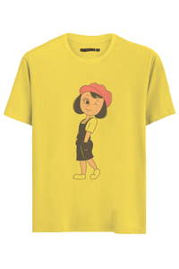 Cool Dudette Half Sleeves T-Shirt