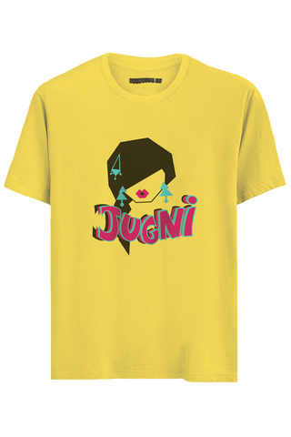 Jugni Half Sleeves T-Shirt