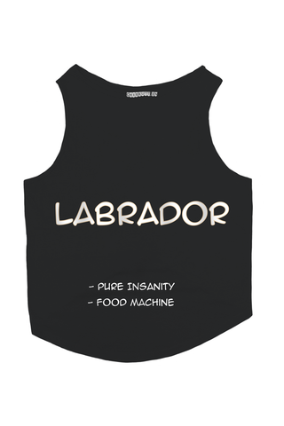 Labrador Dog T-Shirt