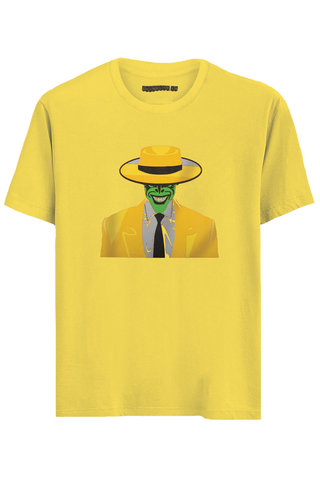 The Mask Half Sleeve T-Shirt