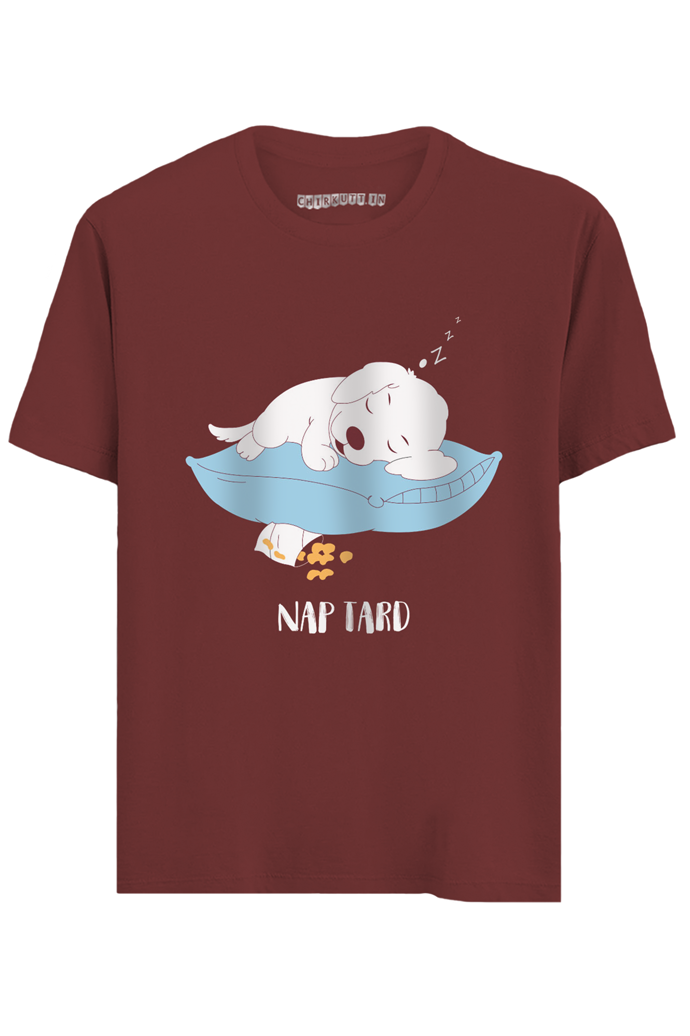 NAPTARD Half Sleeves T-Shirt