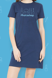 Photoshop T-Shirt Dress