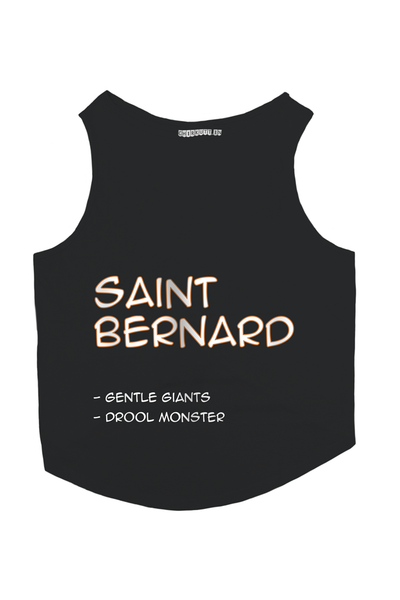 Saint Bernard Dog T-Shirt