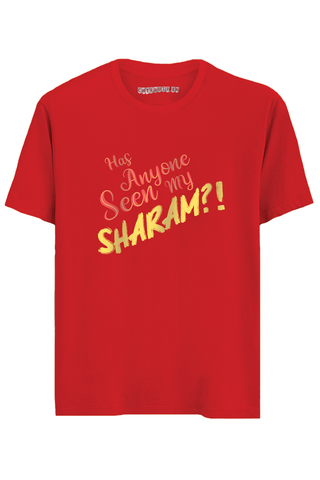 Sharam Half Sleeves T-Shirt