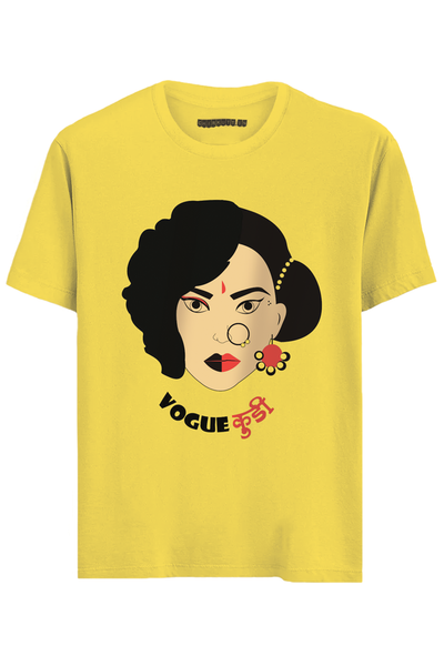 Vogue Kudi Half Sleeves T-Shirt