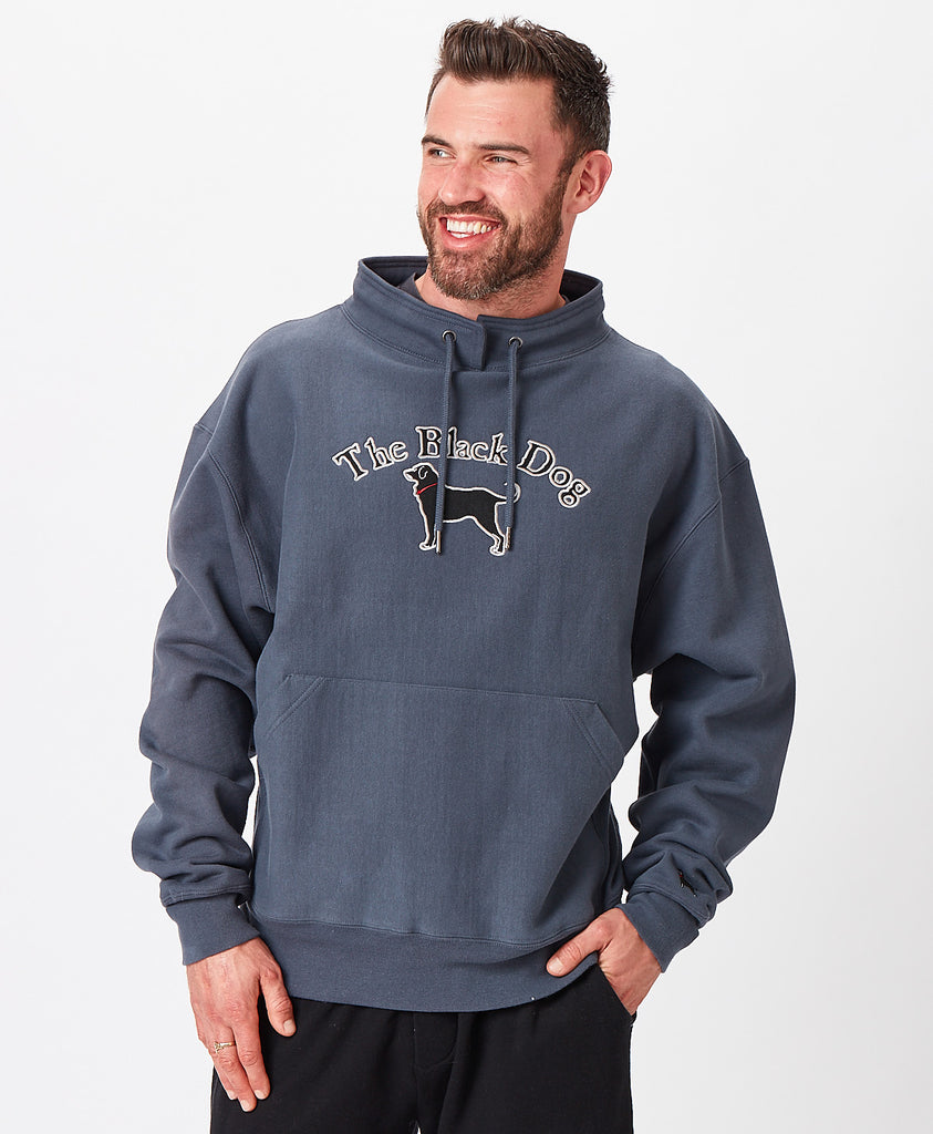 Classic Heavyweight Applique Fisherman Sweatshirt