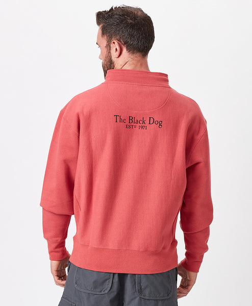 Mens Classic Heavyweight Fisherman Sweatshirt
