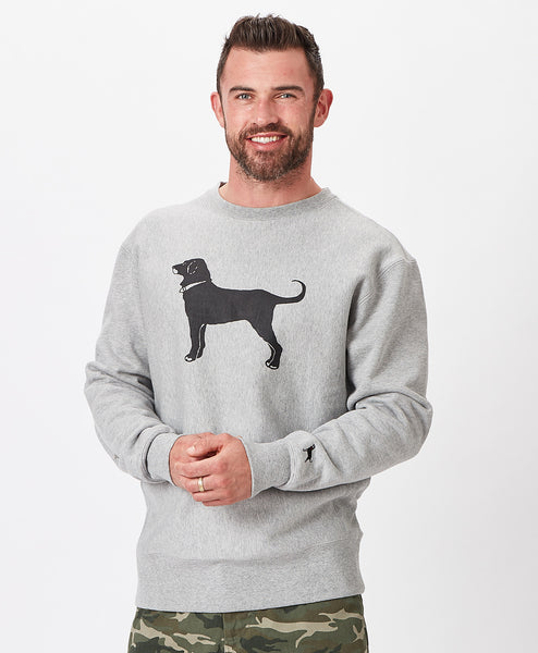 Mens Classic Heavyweight Crewneck Sweatshirt