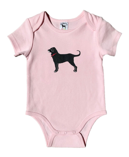 Lil Kids Classic Solid Onesie