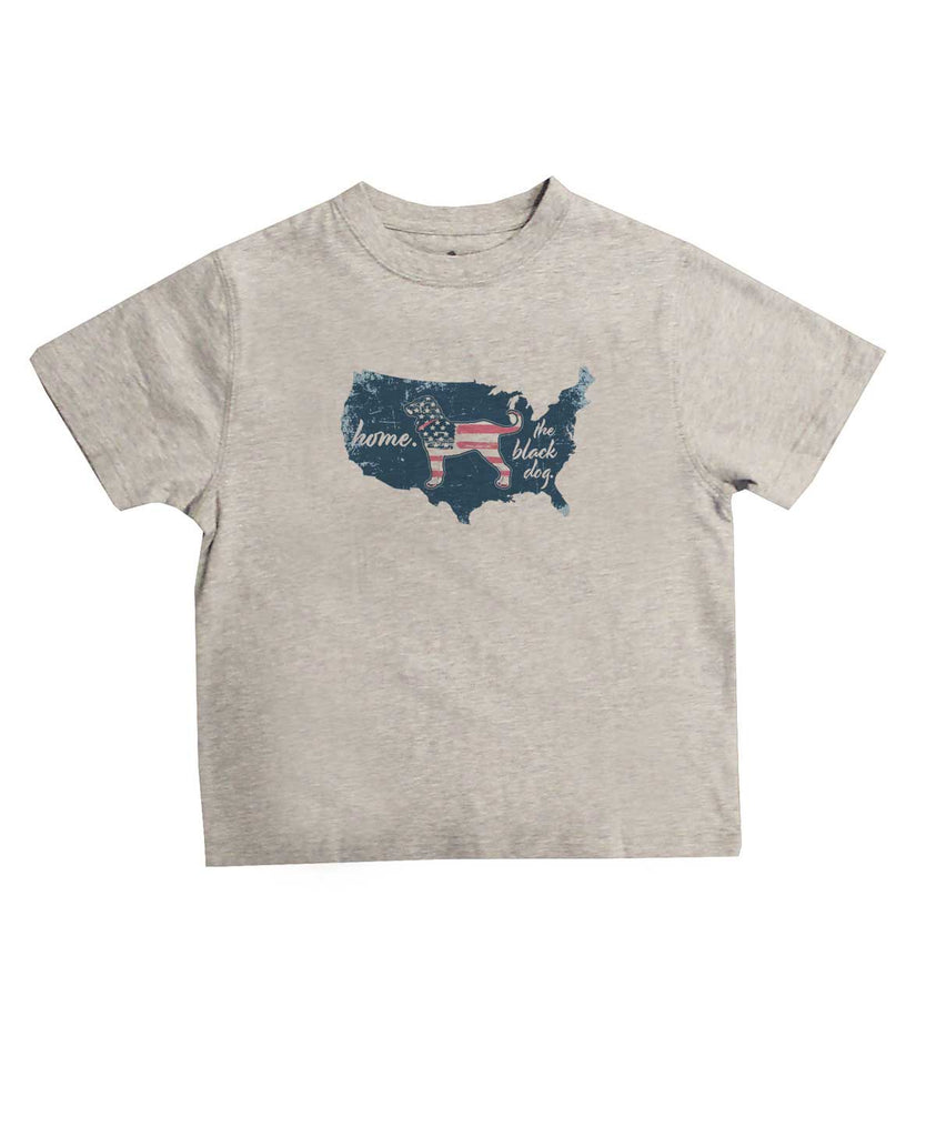 Lil Kids Home Country Shortsleeve Tee